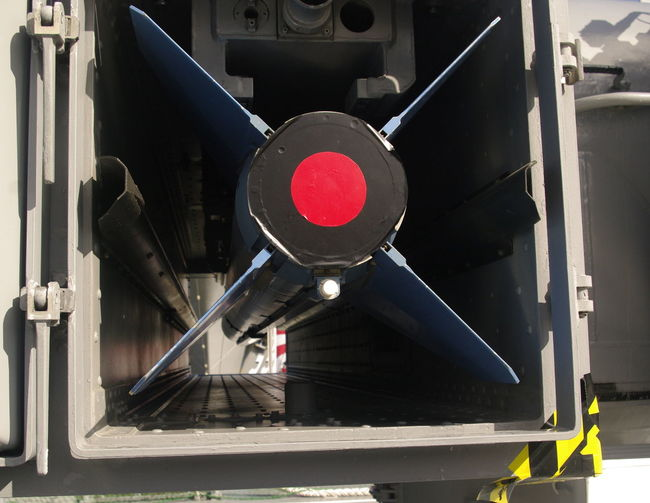 #rocket #war Equipment Close-up Day No People Red Light