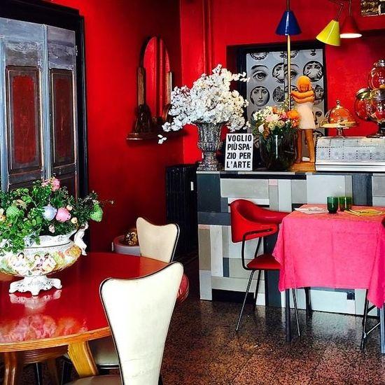 Art Foodporn Bistrot Restaurante Thesmallmilano Happy Interior Design