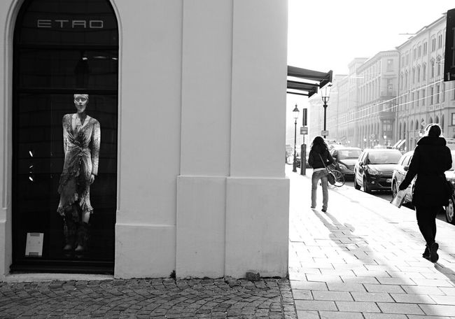 Munich München EyeEmRussianTeam Morning Light Shadows & Lights EyeEm Best Shots - Black + White Shades Of Grey NEM Black&white Bw_collection Monochrome