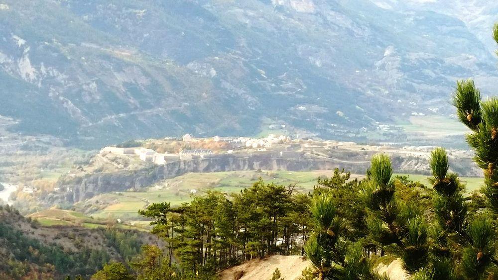 Automne 2015 Mont Dauphin Alpes Montagne My Village Vauban
