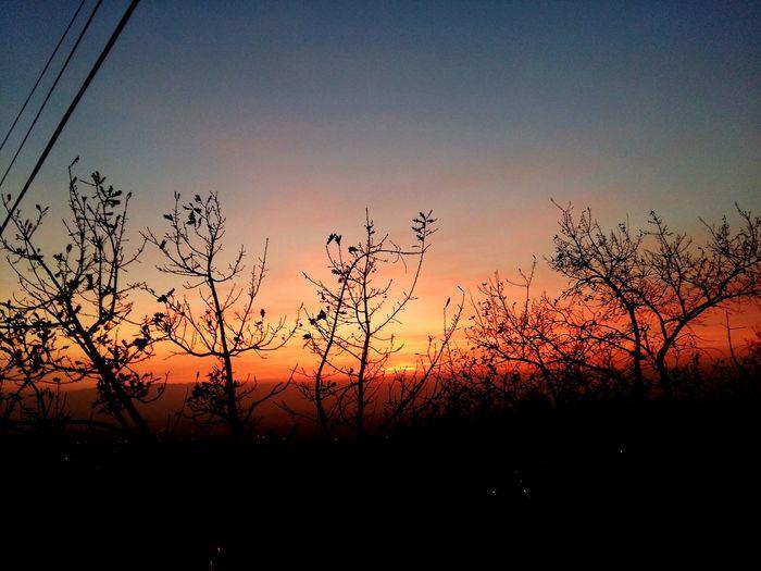 Sunset Yerevan Amptv Nork First Eyeem Photo