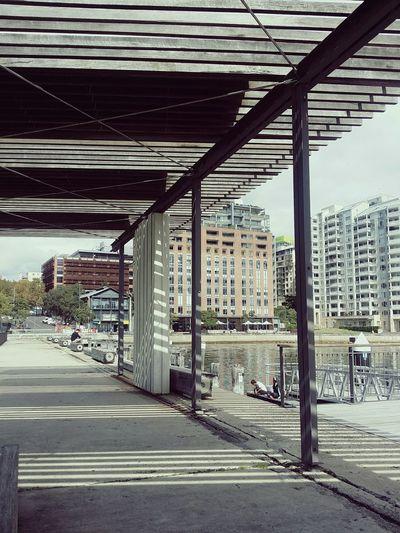 Sydney Pyrmont Pirama Park Apartments River View
