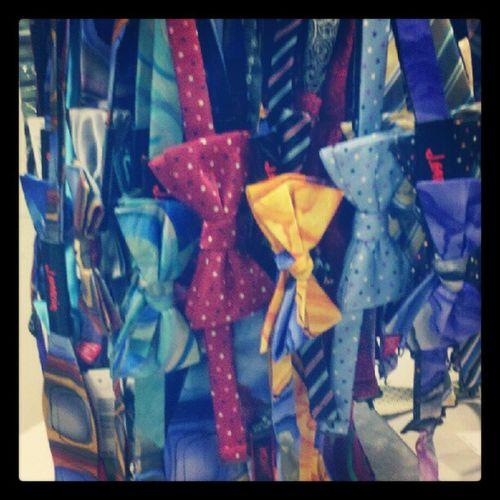 Bow ties on bow ties. MallShopping Boscovs Adorable Somany