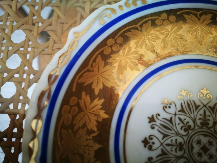 Plate Old China