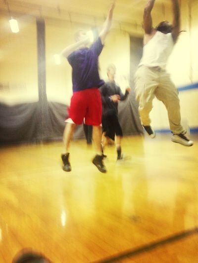 I Be Dunkin On These Hoes!!!!!