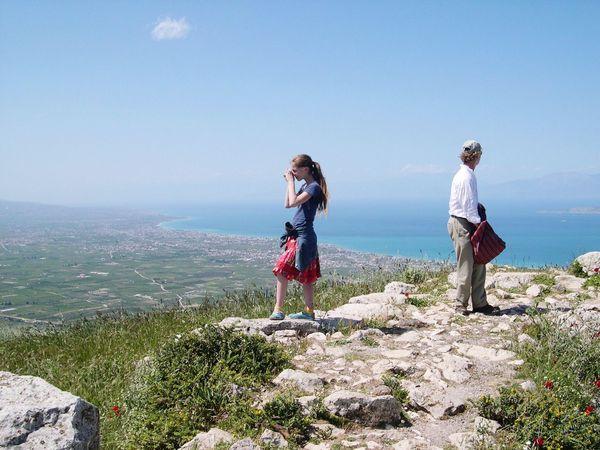 Summit Corinth Greece 2004