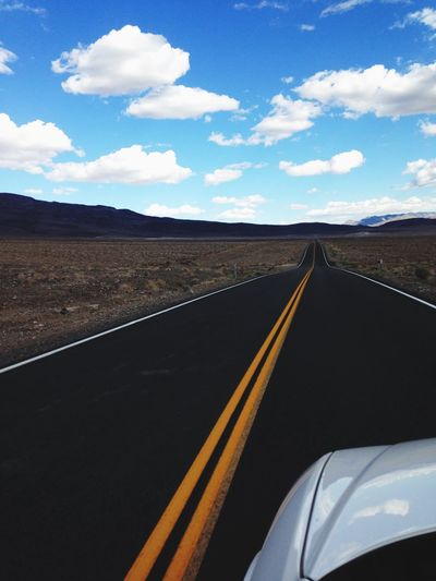 Wunderfull lonely roads of amazing CALI!