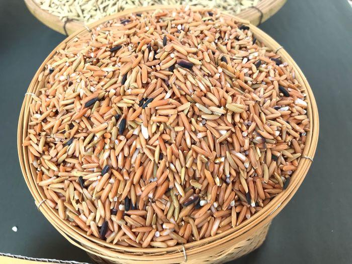 Rice Still Life