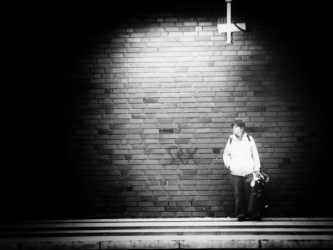 In the spot for the Sexy Commute album. Streetphotography Blackandwhite Bw_collection