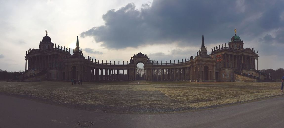 Queen. Sunday Sunday Morning Freedom Castle Potsdam Park Sanssouci Potsdam Promenade Beautiful It's Cold Outside Relaxing Enjoying Life Love Cold Temperature Old Buildings Architecture Architecture_collection Sanssouci Enjoying The Sun Enjoying The View