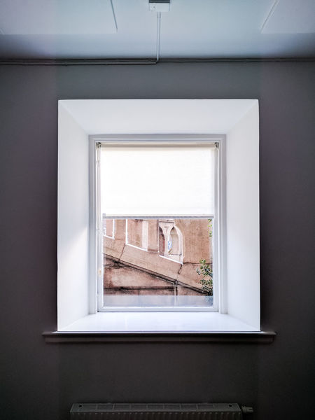 Architecture Curtain Frame In Frame Geometric Indoors  Interior Looking Out Meeting Room Niche No People Office Rectangular Symmetrical The View From My Window Window Windowsill