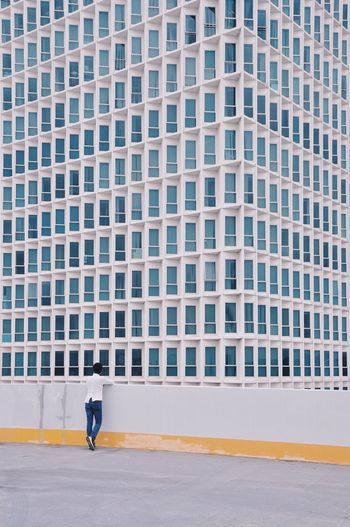 Outdoors Full Length Walking One Person Building Exterior Real People Built Structure Architecture Day One Man Only Adults Only Adult EyeEmNewHere New Talents Gallery January 2017 Long Goodbye The Architect - 2017 EyeEm Awards The Architect - 2017 EyeEm Awards