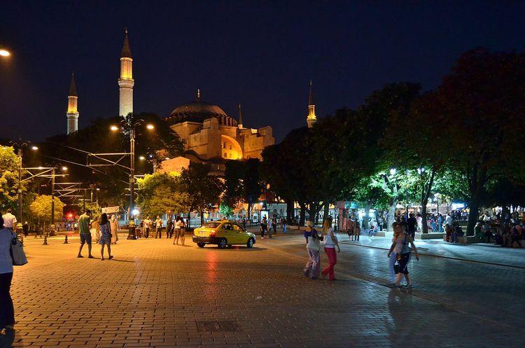 Hagiasophia  @istanbul Istanbul #turkiye @traveling @travel On The Road