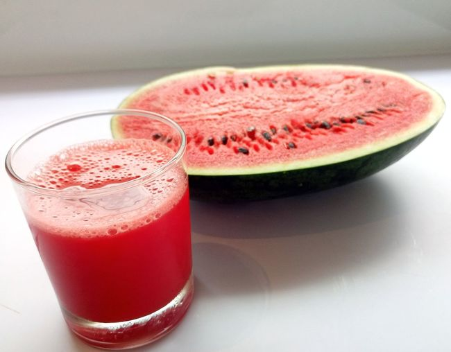 Watermelon🍉 Watermelon Juice Blood Orange Fruit Drink Grapefruit Drinking Glass SLICE Cocktail Close-up Food And Drink Melon Fruit Juice