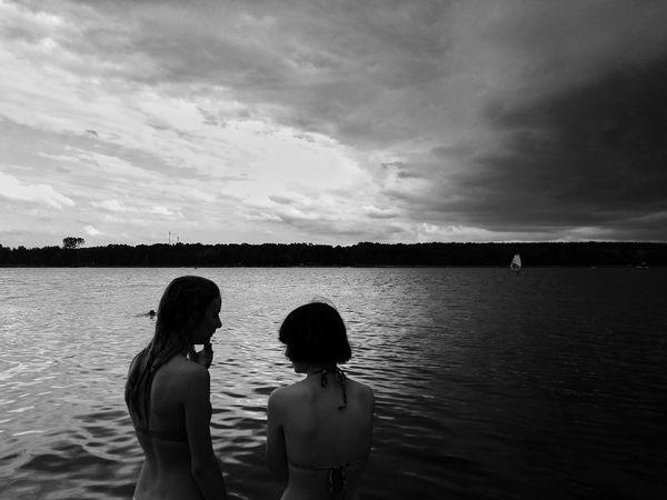 Landscape_photography EyeEm Best Shots AMPt_community Landscape Poland Blackandwhite Black And White NEM Black&white