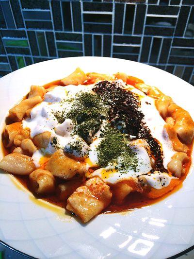 Mantı Turkeyphotooftheday Turkey Türkiye Geleneksel Yiyecek Yogurt♡♡♡♡♡ Food And Drink Food Ready-to-eat Healthy Eating No People Day Love ♥