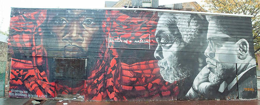Beautification Mural Newark PowerToThePeople Streetart Streetphotography