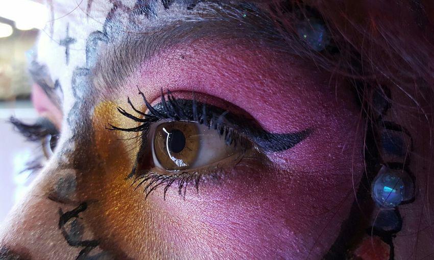 Eyes Diademuertos 2 Noviembre Mexico 2DeNoviembre Womaneye Catrina Mirada  Maquillaje Maquillage Mexico City La Muerte