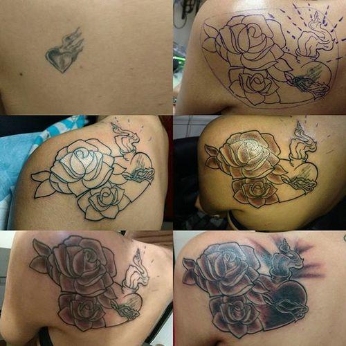Tattoo Sacridhearttattoo Wearyourheartonyoursleeve Compassion Love Ink Starttosleeve