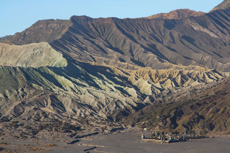 Mount Bromo, is