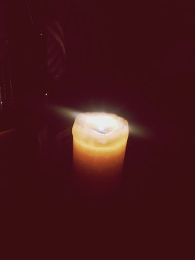 Power Outage Darkness Candle Night Candlelight Winter Nights