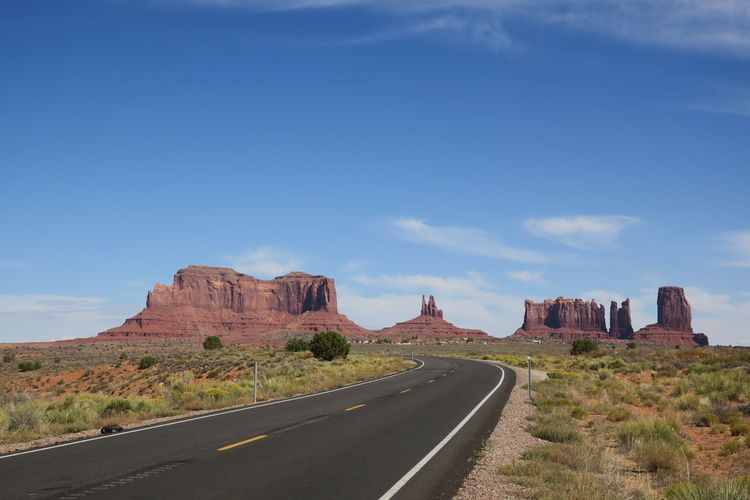 Road Scenics Rock - Object Travel Destinations Landscape History Road Trip Nature Winding Road Beauty In Nature Day No People Outdoors Futuristic Desert Sky