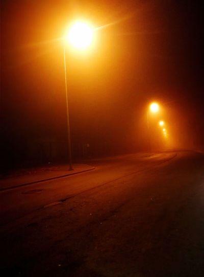 Fog Foggy Foggy