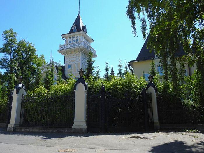 Mansion House Klinemichel Countess Sankt-Petersburg Best House Russia Summer Presidental Affairs Management Krestovskii Island Sunny Day Greenyatmosphere