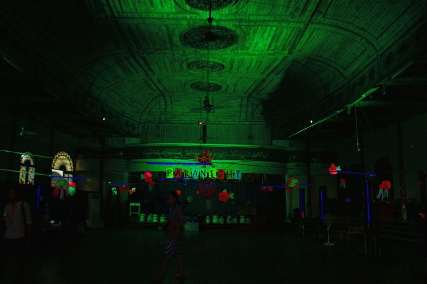 Paradays Party Paranight Glow In The Dark Eventsemarang Diesnatalis DKVUnika