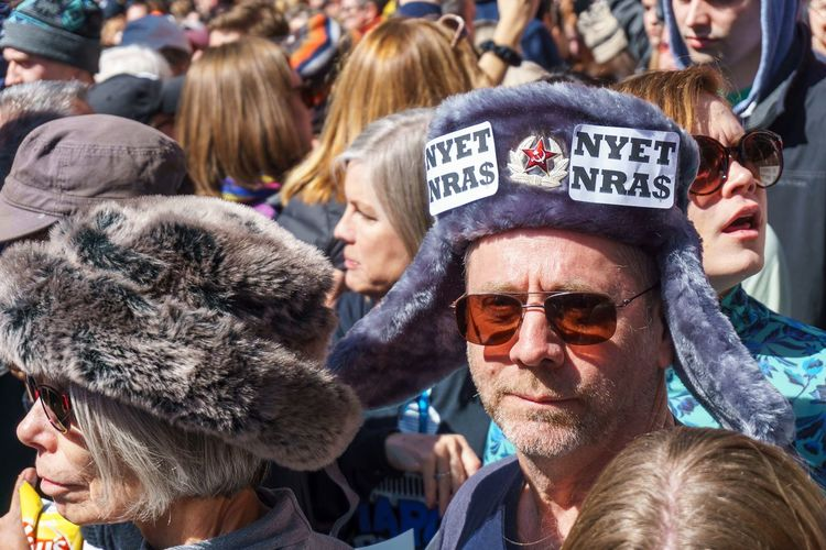 March For Our Lives, Washington DC, March 24, 2018 Gun Control March For Our Lives Large Group Of People Crowd Festival Goer Protestor Live Event Protest The Street Photographer - 2018 EyeEm Awards