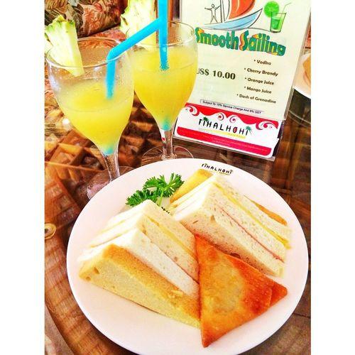 旅行记✈️【nine】 ????A sunny afternoon tea