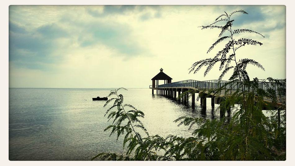Beautiful day on Lake Pontchartrain Louisiana Mandeville