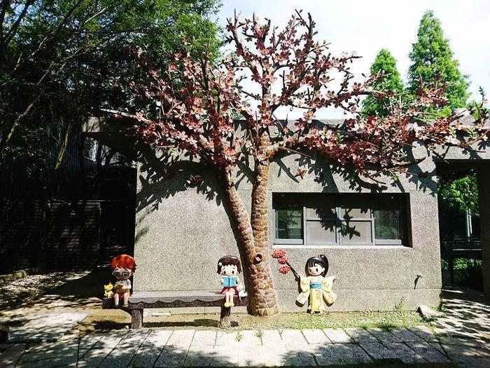 Tree Men