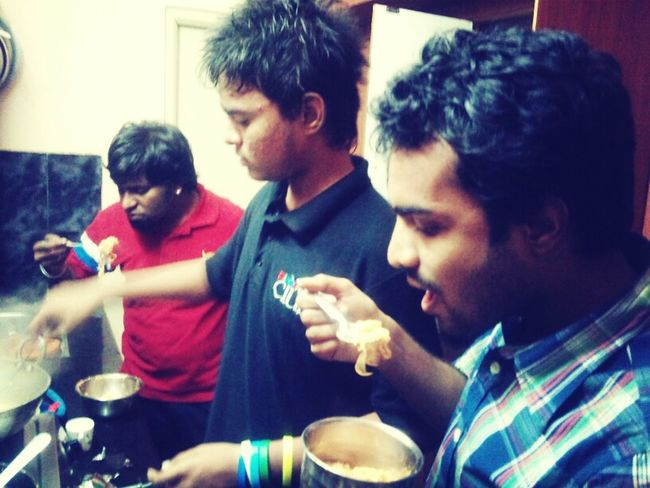 Cook with Tester's !!