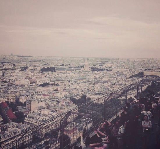 Paris Effiel Tower