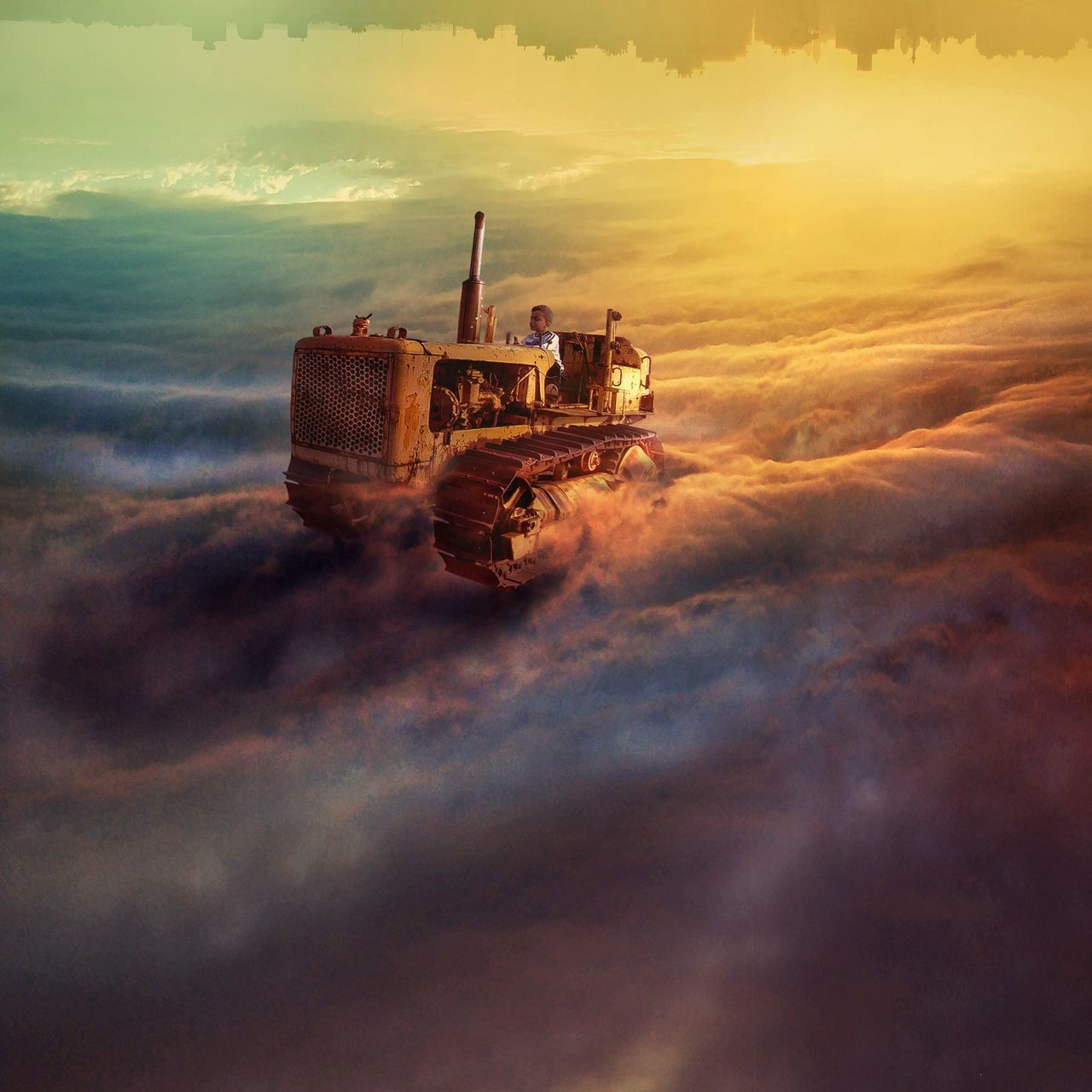 cloud - sky, sky, sunset, sea, nature, no people, outdoors, scenics, transportation, nautical vessel, abandoned, water, beauty in nature, architecture, building exterior, horizon over water, day, drilling rig