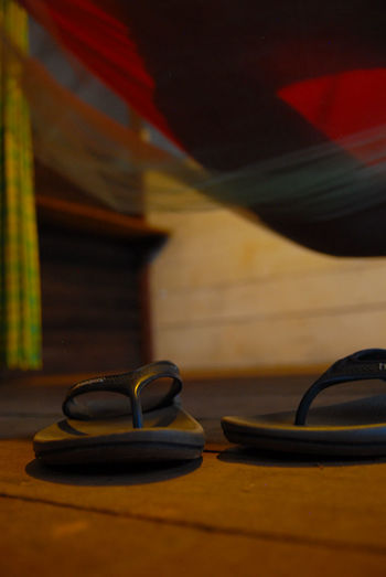 Cacao, French Guyana Flipflops Sandals Hammock