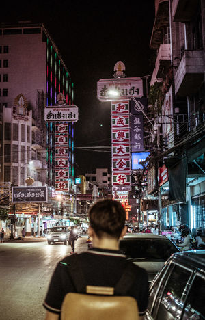 It`s been a crazy year for me. I almost forgot EyeEm exsited for a while. Bangkok Chinatown City Night Outdoors Street Streetphotography Thailand Travel