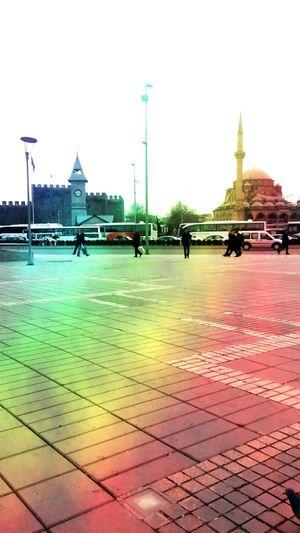 Hello World Kayseri Meydan CumhuriyetMeydanı Mousse