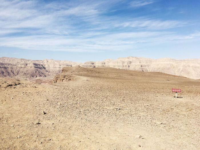 Mount Timna Mountain Timna Park Israel EyeEm Selects Land Sky Sand Cloud - Sky Nature Landscape Desert Arid Climate Holiday Sunlight Day Beauty In Nature Climate Non-urban Scene