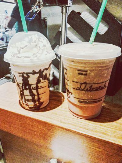 Love ♥ Starbucks Brasil Com Meu Amor Girlfriend
