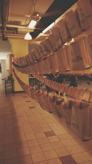 Write a message and put it in those bags. Collegelife Teachers Appreciation Week Check This Out