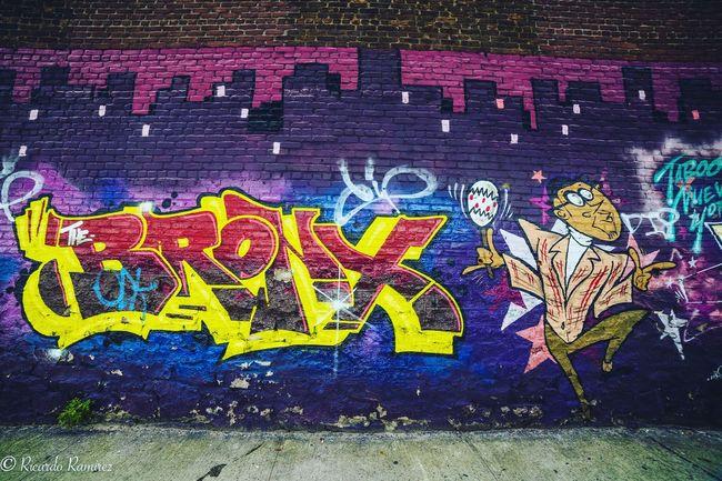 Viva el Bronx Bronx, New York Art Arte Streetphotography Street Art Streetart Street Art/Graffiti Eye4photography  Eyeemgraffiti