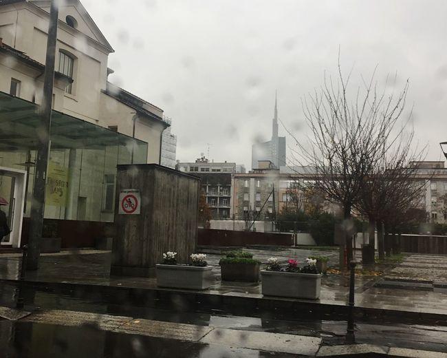 Milano Skyline Fresh On Eyeem