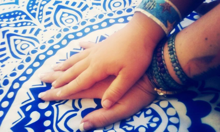 Sweetchildofmine Mamabear Babybear Lovely Love Tapestry Hands Hands On Hands NeverGrowUp
