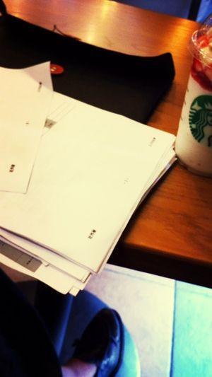 APの試験の勉強中… 7月末まで毎日のように入り浸ります。