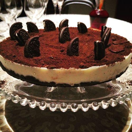 Oreocake Oreocheesecake Oreo Oreo ♥ Cake Chocolatcake Oreocookie Delicious ♡ Beauty Beautifulfood Touparachefdoanocj