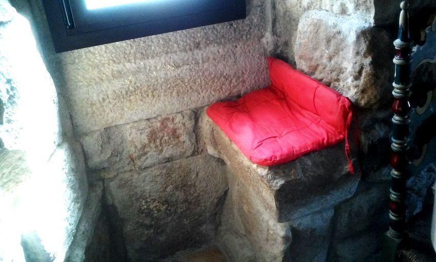 Festejador Alfeizar Piedra Masia Red Indoors  No People Day Close-up