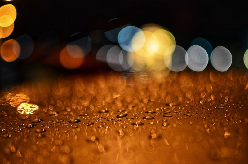 Abstract circular bokeh background of light. Wallpaper Background Malaysia Bokehlicious Color Bokeh Photography Lamp Town Night Design Bokeh City Defocused Illuminated Backgrounds Abstract Yellow Glitter Gold Colored Party - Social Event Shiny Pattern