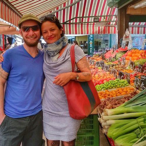 Nashmarkt Vienna Goodfriends Travel fruit openmarket